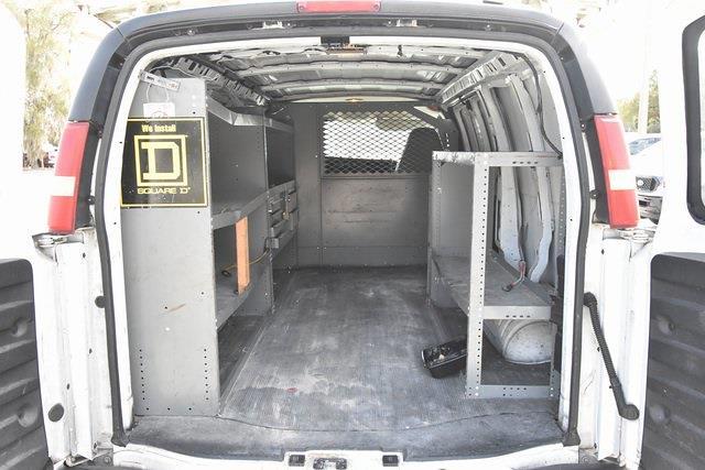 2008 Chevrolet Express 1500 4x2, Upfitted Cargo Van #142096C - photo 1