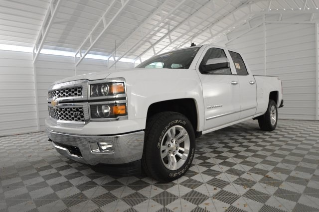 2014 Silverado 1500 Double Cab 4x4, Pickup #148402M - photo 12