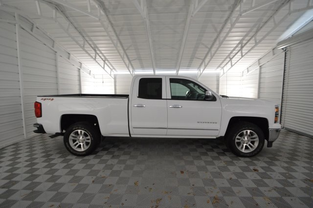 2014 Silverado 1500 Double Cab 4x4, Pickup #148402M - photo 4