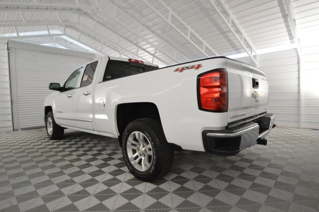 2014 Silverado 1500 Double Cab 4x4, Pickup #148402M - photo 8