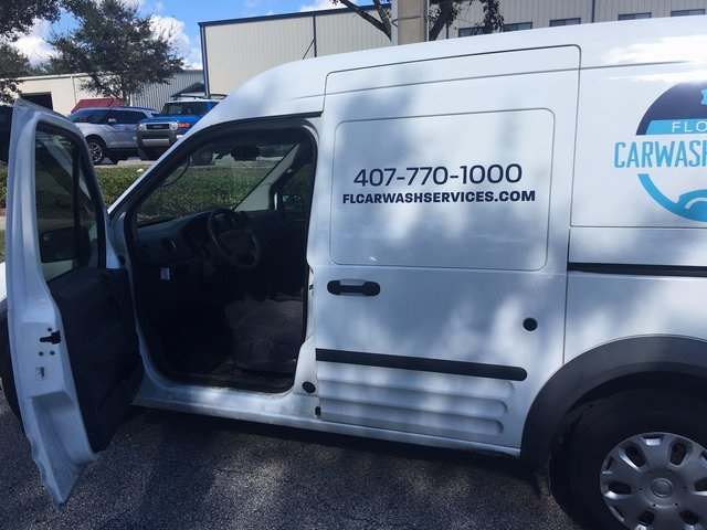 2013 Transit Connect Cargo Van #153780M - photo 2