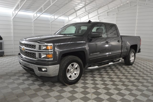 2015 Silverado 1500 Double Cab, Pickup #156946M - photo 7