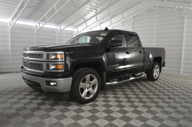 2015 Silverado 1500 Double Cab, Pickup #175515M - photo 7