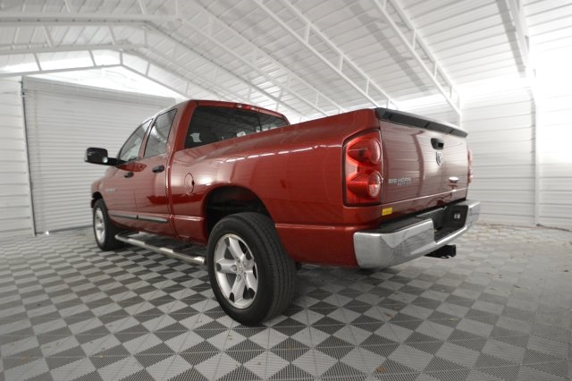 2007 Ram 1500 Quad Cab, Pickup #176834X - photo 5