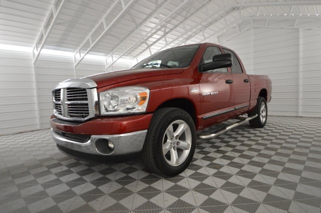2007 Ram 1500 Quad Cab, Pickup #176834X - photo 7
