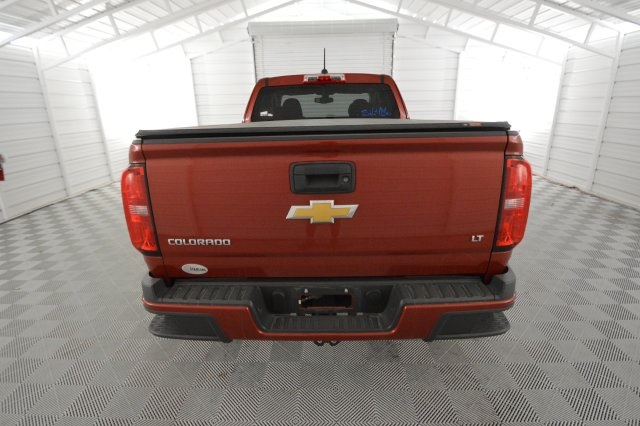 2015 Colorado Extended Cab, Pickup #209829 - photo 9