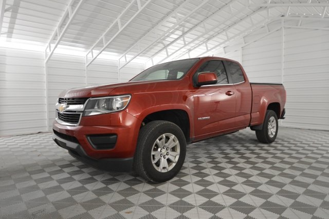 2015 Colorado Extended Cab, Pickup #209829 - photo 11