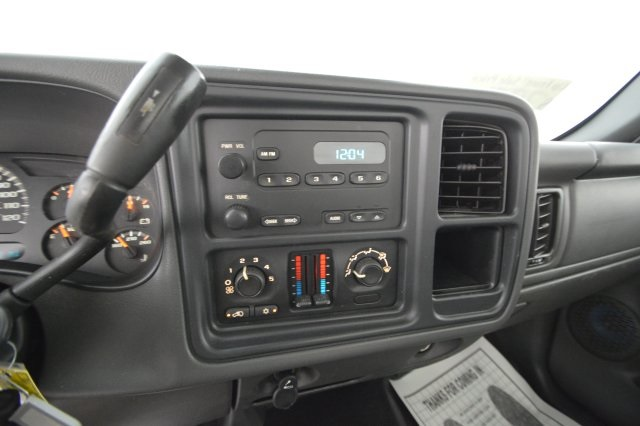 2005 Sierra 1500 Regular Cab, Pickup #256395 - photo 16