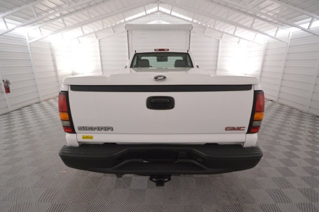 2005 Sierra 1500 Regular Cab, Pickup #256395 - photo 4