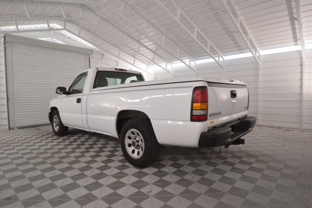 2005 Sierra 1500 Regular Cab, Pickup #256395 - photo 5