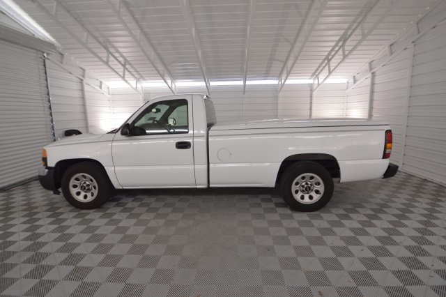 2005 Sierra 1500 Regular Cab, Pickup #256395 - photo 6
