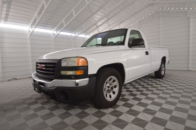2005 Sierra 1500 Regular Cab, Pickup #256395 - photo 7