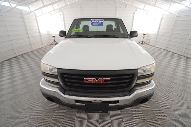 2005 Sierra 1500 Regular Cab, Pickup #256395 - photo 8