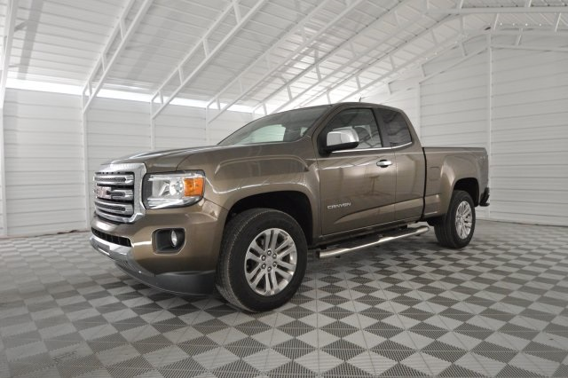 2016 Canyon Extended Cab 4x4, Pickup #295973 - photo 11