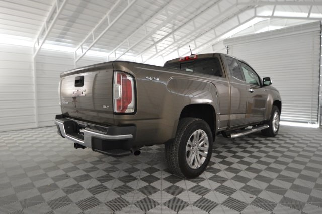 2016 Canyon Extended Cab 4x4, Pickup #295973 - photo 4