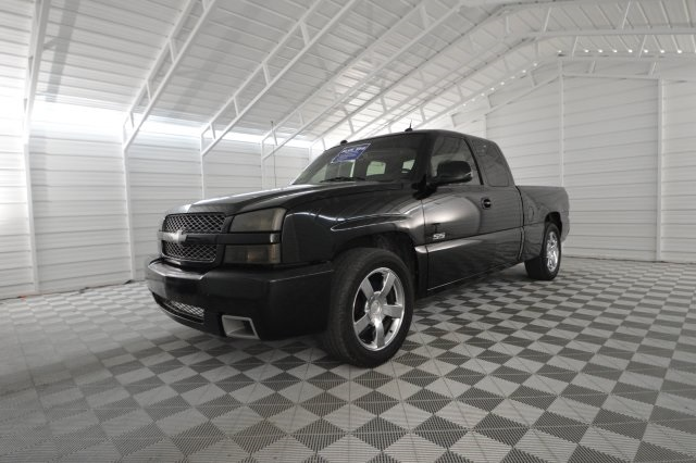 2005 Silverado 1500 Extended Cab, Pickup #307463 - photo 9