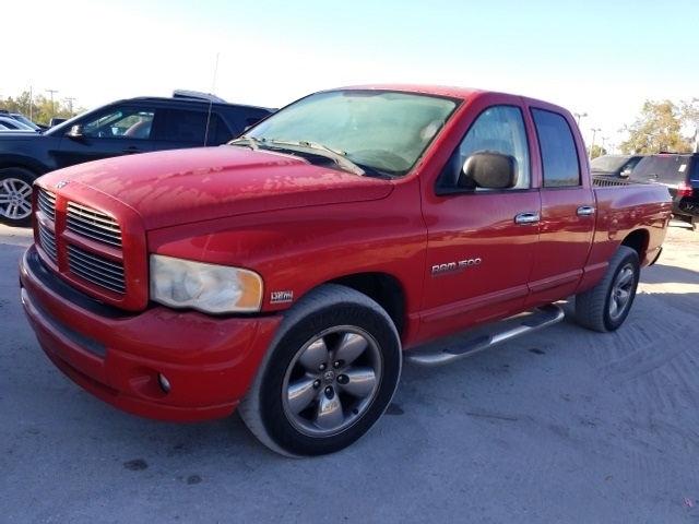 2005 Ram 1500 Quad Cab, Pickup #317624 - photo 2