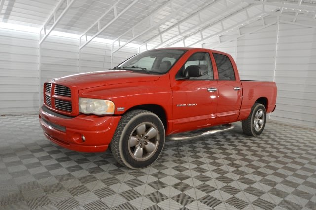 2005 Ram 1500 Quad Cab, Pickup #317624 - photo 11