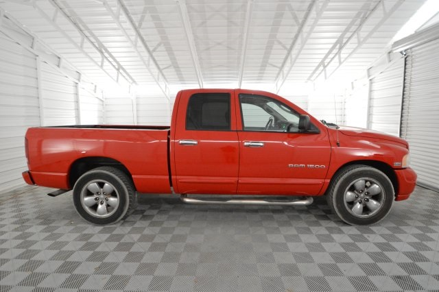 2005 Ram 1500 Quad Cab, Pickup #317624 - photo 5