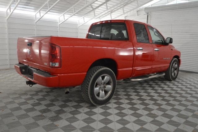 2005 Ram 1500 Quad Cab, Pickup #317624 - photo 3
