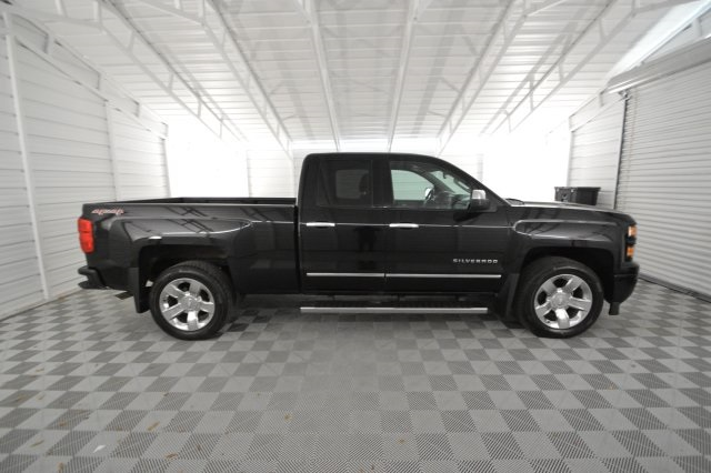 2015 Silverado 1500 Double Cab 4x4, Pickup #321856M - photo 4