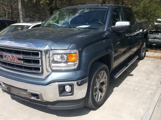 2014 Sierra 1500 Crew Cab 4x4, Pickup #374180 - photo 3
