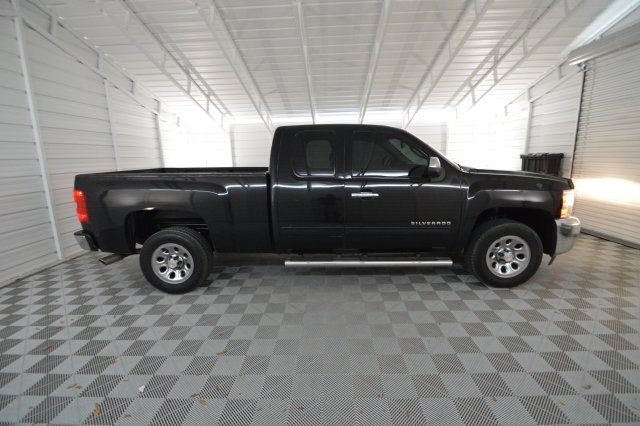 2013 Silverado 1500 Double Cab, Pickup #375414M - photo 4