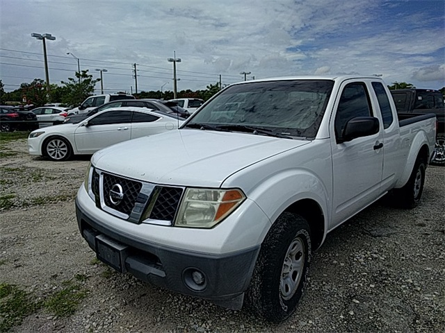2007 Frontier, Pickup #455931 - photo 3