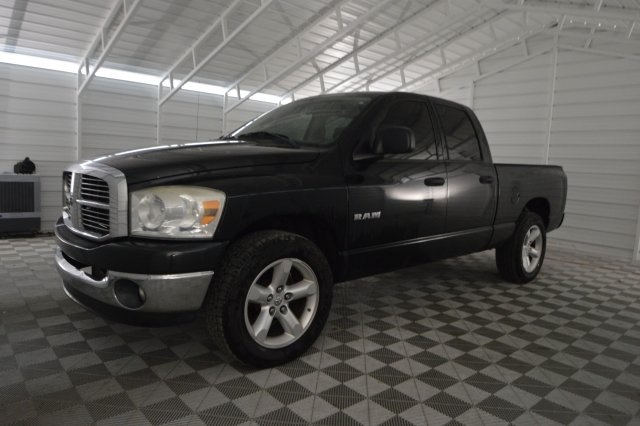 2008 Ram 1500 Quad Cab, Pickup #513762C - photo 7