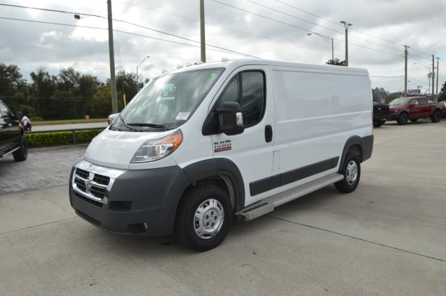2017 ProMaster 1500 Low Roof FWD,  Empty Cargo Van #532247M - photo 11