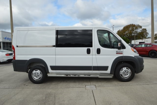 2017 ProMaster 1500 Low Roof FWD,  Empty Cargo Van #532247M - photo 4