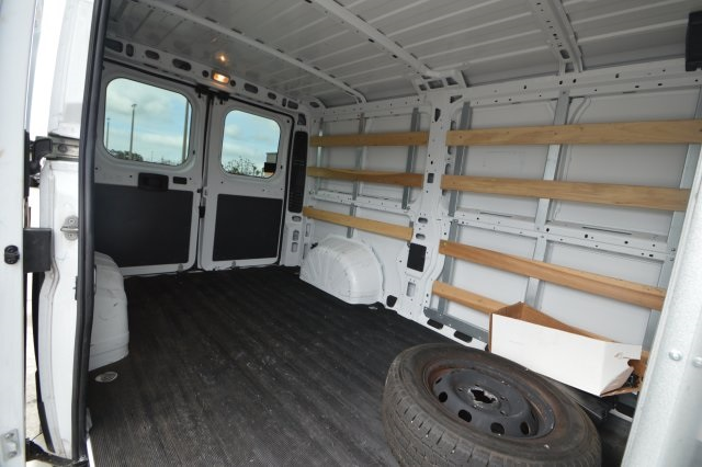2017 ProMaster 1500 Low Roof FWD,  Empty Cargo Van #532247M - photo 23