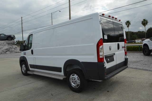 2017 ProMaster 1500 Low Roof FWD,  Empty Cargo Van #532247M - photo 6