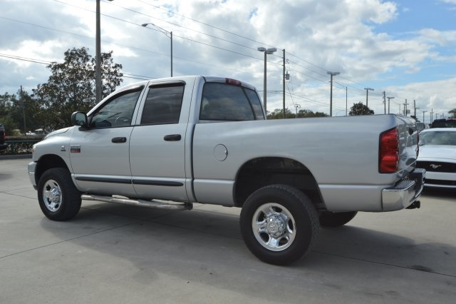 2007 Ram 2500 Quad Cab 4x4 Pickup #573505 - photo 6