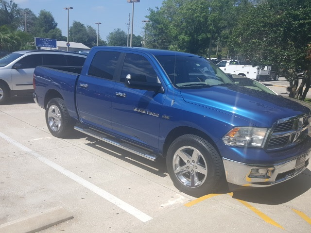 2011 Ram 1500 Crew Cab, Pickup #613683 - photo 4