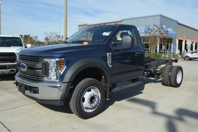 2018 F-450 Regular Cab DRW 4x2,  Cab Chassis #A00009F - photo 10