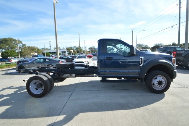 2018 F-450 Regular Cab DRW 4x2,  Cab Chassis #A00009F - photo 4