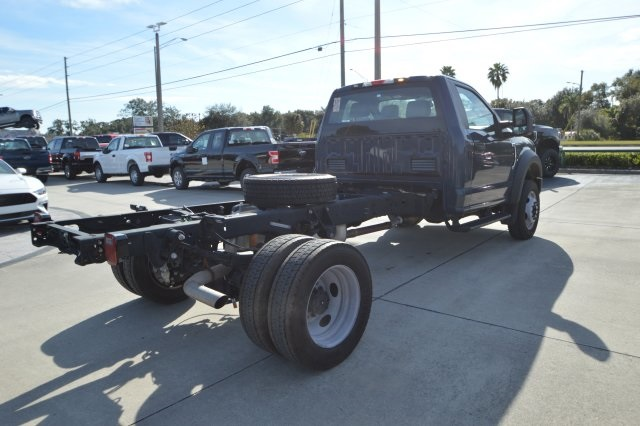 2018 F-450 Regular Cab DRW 4x2,  Cab Chassis #A00009F - photo 2