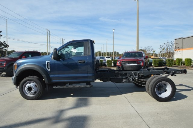 2018 F-450 Regular Cab DRW 4x2,  Cab Chassis #A00009F - photo 8