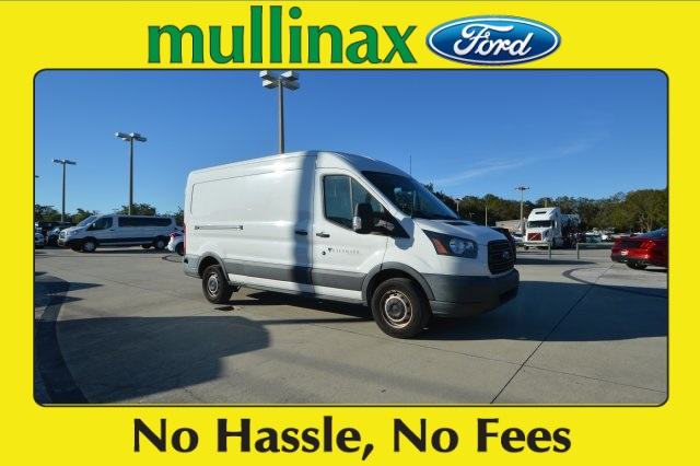 2015 Transit 250 Medium Roof Cargo Van #A02662 - photo 2
