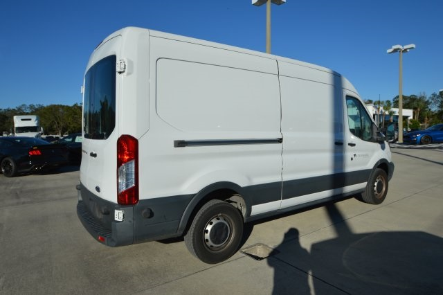 2015 Transit 250 Medium Roof Cargo Van #A02662 - photo 4