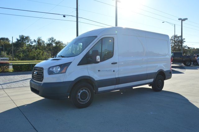 2015 Transit 250 Medium Roof Cargo Van #A02662 - photo 10