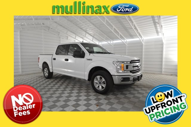2018 F-150 SuperCrew Cab 4x2,  Pickup #A08142F - photo 1