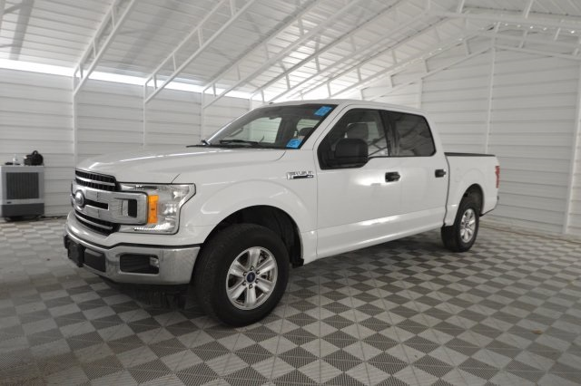 2018 F-150 SuperCrew Cab 4x2,  Pickup #A08142F - photo 10