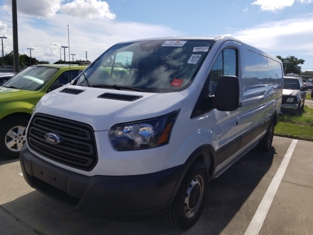 2017 Transit 250 Low Roof, Cargo Van #A10874F - photo 2