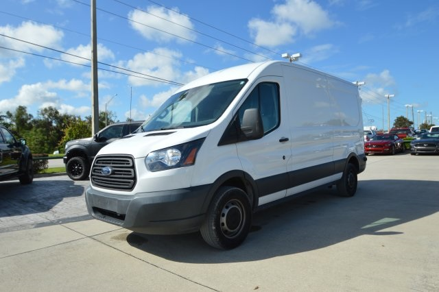 2015 Transit 150 Medium Roof, Cargo Van #A11910 - photo 9