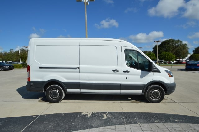2015 Transit 150 Medium Roof, Cargo Van #A11910 - photo 4