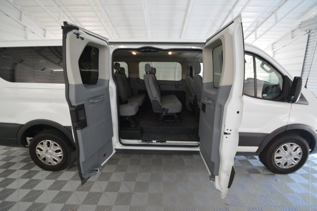 2016 Transit 350 Low Roof, Passenger Wagon #A20625M - photo 18