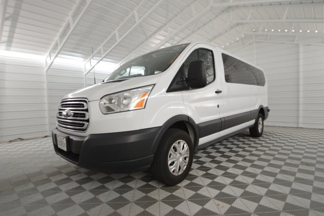 2016 Transit 350 Low Roof, Passenger Wagon #A20625M - photo 7