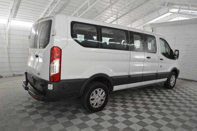 2017 Transit 350 Low Roof, Passenger Wagon #A20877M - photo 2